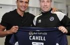 NÓNG: Tim Cahill trở lại Anh thi đấu
