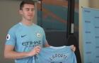Aymeric Laporte ngượng ngùng trong ngay ra mắt Man City