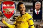 Điểm tin chiều 31/01: Wenger xác nhận vụ Aubameyang; Barca đón sao trẻ Anh quốc