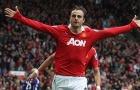 Dimitar Berbatov ghi 5 bàn vào lưới Blackburn