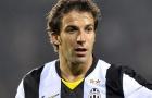 Del Piero và những hồi ức khó quên tại Juventus