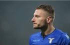 Immobile trở lại, Lazio vẫn chưa đòi được nợ trước Milan