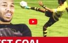 Pierre-Emerick Aubameyang chọn ra bàn thắng đẹp của mình ở Bundesliga