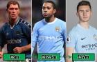 10 kỷ lục chuyển nhượng đã được Man City phá vỡ