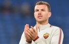 Lỡ cơ hội đến Chelsea, Edin Dzeko nói gì?