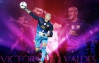 Victor Valdes: Chàng thủ môn ghét đá bóng và cả sự nghiệp bị coi nhẹ