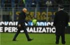Inter lại không thắng, Spalletti chỉ còn biết cúi đầu than trách