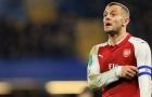 Sau Chamberlain, Liverpool lại cướp người của Arsenal