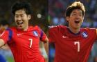 Son Heung-Min vs Park Ji-Sung - Ai hơn tài ai?