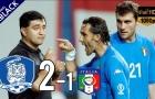 Hàn Quốc 2-1 Italia, scandal hay phép màu?
