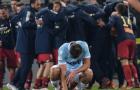 Lazio thất bại, top 4 Serie A lại căng như dây đàn