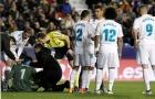 'Truyện kinh dị': Hàng thủ Real Madrid đối mặt Neymar, Mbappe