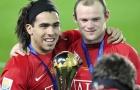 Pha phối hợp như chơi game của Wayne Rooney và Carlos Tevez