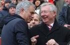Sir Alex tranh thủ gửi gắm cầu thủ này tới Mourinho