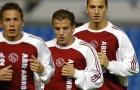 Ibra và những bàn thắng khi còn khoác áo Ajax
