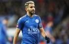 Mahrez tự ý bỏ tập tại Leicester, Man City quyết từ mặt