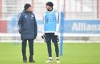Muller trở lại tập luyện cùng Bayern sau nghi án chấn thương