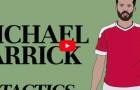Phân tích lối chơi của Michael Carrick
