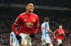 Sanchez giúp Man Utd lập 2 kỷ lục KHỦNG