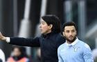 Thầy trò tại Lazio cãi nhau dữ dội sau thất bại trước Genoa