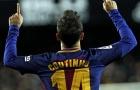 5 điểm nhấn Valencia 0-2 Barca: Yerry Mina ra mắt; Coutinho mở hàng