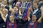 Kỷ lục gọi tên Barcelona tại Cup nhà Vua