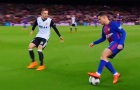 Màn ra mắt Barcelona của Yerry Mina vs Valencia