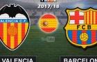 Chiến thắng của Barcelona trước Valencia theo phong cách lego