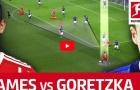 James Rodriguez vs. Leon Goretzka - ai hơn ai?