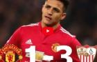 Lần đụng độ gần nhất của Manchester United với Sevilla