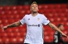 Mùa giải thần thánh của Nicklas Bendtner ở Rosenborg