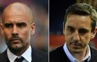 Pep Guardiola tấn công Gary Neville: Làm HLV không dễ....