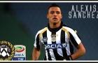 Alexis Sanchez thời còn khoác áo Udinese