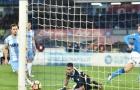 Highlights: Napoli 4-1 Lazio (Vòng 24 Serie A)