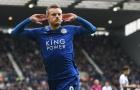 Leicester bị vùi dập, nhưng Vardy vẫn là 'ông kẹ' của Top 6