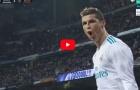 Màn trình diễn của Cristiano Ronaldo vs Real Sociedad