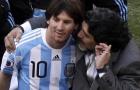 Maradona: 'Ngoài Messi, Argentina chẳng còn tiền đạo nào đáng sợ'