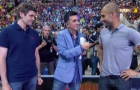 Team Pep Guardiola vs team Tito Vilanova