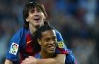 Khi  Messi vs Ronaldinho 'song kiếm hợp bích'