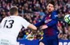 Màn trình diễn của Lionel Messi vs Getafe