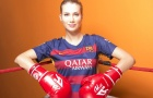Mireia Lalaguna - cựu hoa hậu fan cuồng Barca