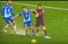 Những lần Messi bị ngăn cản thô bạo trên sân