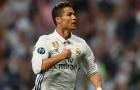 Thống kê siêu dị về Cristiano Ronaldo