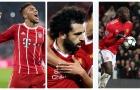 16 'anh tài' ở Champions League: Ai đủ tố chất để xưng bá châu Âu?