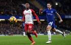 Chỉ 3 phút gặp lại Chelsea, Sturridge đã gặp ngay chấn thương