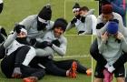 Dàn sao PSG quậy tưng bừng trước đại chiến Real Madrid