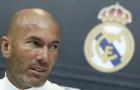 Đêm Valentine có thể là ác mộng với Zidane
