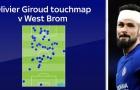 Góc kỹ thuật: Giroud đã giúp Chelsea thế nào?