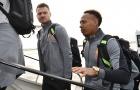 Liverpool lên máy bay sang Porto, mang theo viện binh khủng