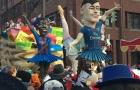 Neymar bị chế nhạo ở lễ hội Carnival lớn nhất Đức